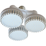 Ecola High Power LED Premium 69W 220V 110° E40 2800K (комплект) 170х260mm HP4W69ELH