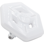 Ecola High Power LED Premium  27W 220V Руль (6 гр.) E27 2700K 167х151x97mm HP6W27ELC