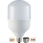 Ecola High Power LED Premium  40W 220V универс. E27/E40 (лампа) 4000K 220х120mm HPUV40ELC