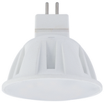 Ecola Light MR16 LED 4,0W 220V GU5.3 M2 2800K матовое стекло 46x50 M7MW40ELC