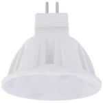 Ecola Light MR16 LED 4,0W 220V GU5.3 M2 4200K прозрачное стекло 46x50 M7TV40ELC