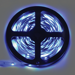 Ecola LED strip 220V STD 14,4W/m IP68 14x7 60Led/m Blue синяя лента  10м. S10B14ESB