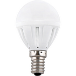 Ecola Light Globe  LED  7,0W G45  220V E14 4000K шар (композит) 82x45  (1 из ч/б уп. по 4) TF4V70ELC