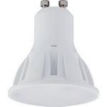Ecola Light Reflector GU10 LED 4,0W 220V GU10 2800K матовое стекло 58х50  TR4W40ELC