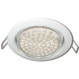 FW5310ECB Ecola GX53 H4 Downlight without reflector_white (светильник) 38x106 - 10 pack