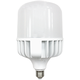 Ecola High Power LED Premium  80W 220V универс. E27/E40 (лампа) 4000K 280х140mm HPUV80ELC