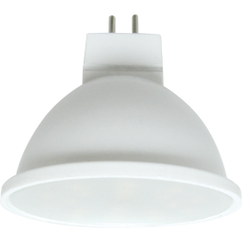 M7MW40ELC Ecola Light MR16 LED 4,0W 220V GU5.3 M2 2800K матовое стекло 46x50