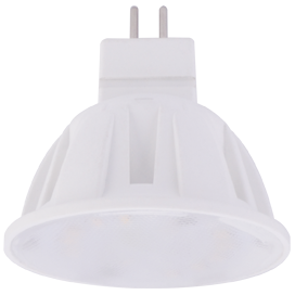 M7TV40ELC Ecola Light MR16 LED 4,0W 220V GU5.3 M2 4200K прозрачное стекло 46x50