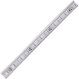 SA1G14ESB Ecola LED strip 220V STD 14,4W/m IP68 14x7 60Led/m Green зеленая лента на катушке 100м.