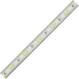 SA1V07ESB Ecola LED strip 220V STD  7,2W/m IP68 14x7 30Led/m 4200K 12Lm/LED 360Lm/m лента на катушке 100м.