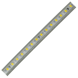SA1V09ESB Ecola LED strip 220V STD  9,6W/m IP68 12x7 120Led/m 4200K 4Lm/LED 480Lm/m лента 100м.