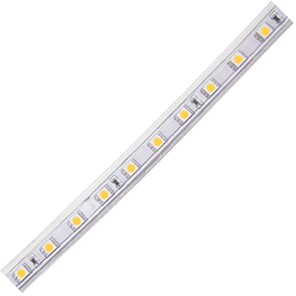 SA1W14ESB Ecola LED strip 220V STD 14,4W/m IP68 14x7 60Led/m 2800K 12Lm/LED 720Lm/m лента на катушке 100м.