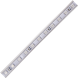 SA1Y14ESB Ecola LED strip 220V STD 14,4W/m IP68 14x7 60Led/m Yellow желтая лента на катушке 100м.