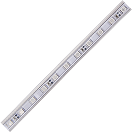 SA5B14ESB Ecola LED strip 220V STD 14,4W/m IP68 14x7 60Led/m Blue синяя лента на катушке  50м.