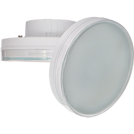 T7MD10ELC Ecola GX70   LED 10,0W Tablet 220V 6400K матовое стекло 111х42